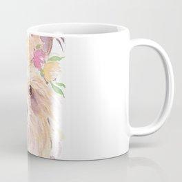 yorkie watercolor Coffee Mug