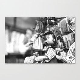 Italian Toys Canvas Print