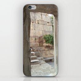 Athens/ history /heritage iPhone Skin