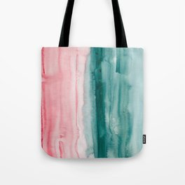 16   | 190907 | Watercolor Abstract Painting Tote Bag