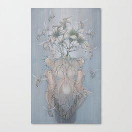 Apiphobia Canvas Print