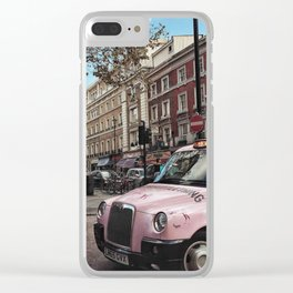 Street of London Clear iPhone Case