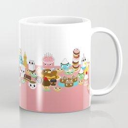 Strange Tea Party Coffee Mug