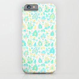Paisley fantasy iPhone Case
