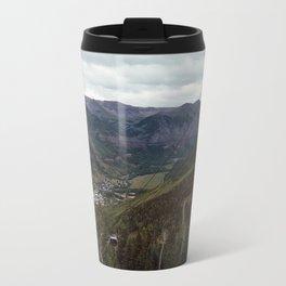 Telluride gondolas Metal Travel Mug