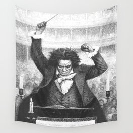 Beethoven Wall Tapestry