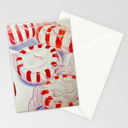 Minty Stationery Cards
