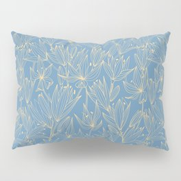 Fierce Little Lilies Pillow Sham