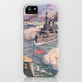 Cuban coast iPhone Case