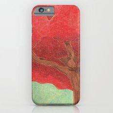 red tree iPhone 6s Slim Case