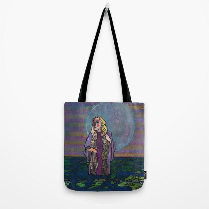 The Loneliness of Echo Tote Bag