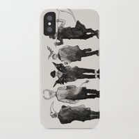 shinee iPhone & iPod Cases featuring shinee [ the deathbringers ] by Fairy Cat