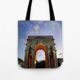 Victory Arch - Genoa Tote Bag
