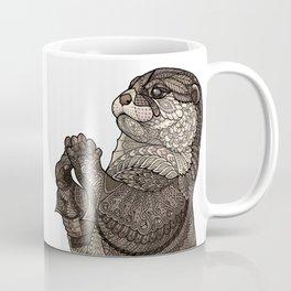 Infatuated Otter Coffee Mug