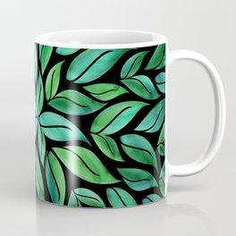 Night Leaves Coffee Mug
