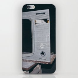 Television Rules The World iPhone Skin