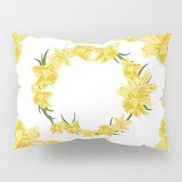 Daffodils Pillow Sham