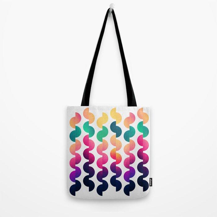 Joy of summer / Light grey Tote Bag