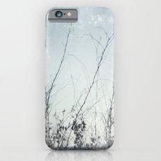 sea plants (light blue) iPhone 6s Slim Case