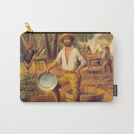 by Eu von Guérard, Ballarat by Eu von Guerard Date 1854  Romanticism  selfportrait Carry-All Pouch