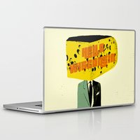 wisconsin Laptop & iPad Skins featuring Hello Wisconsin by Josh Franke