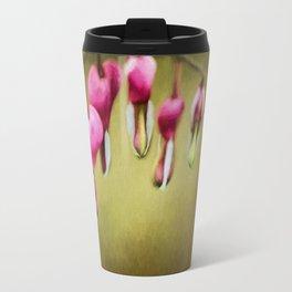 Hearts of Spring Travel Mug