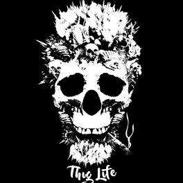 Floor Pillow - Thug Life - RIZA PEKER