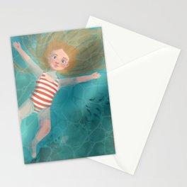 Float! Stationery Cards