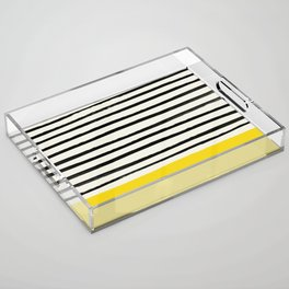 Sunshine x Stripes Acrylic Tray