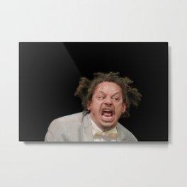 Eric Andre Scream Metal Print