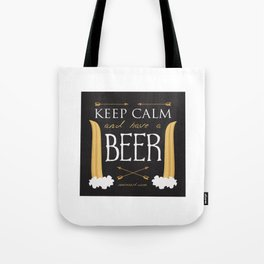 Have A Beer Tote Bag