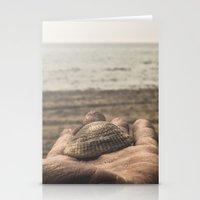 island Stationery Cards featuring Island by Rafael Igualada