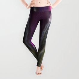 Purple rain Leggings
