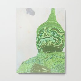 gooey-eyed god Metal Print