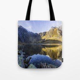 Lake Idwal Tote Bag