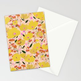 Wild Unruly Garden Stationery Cards