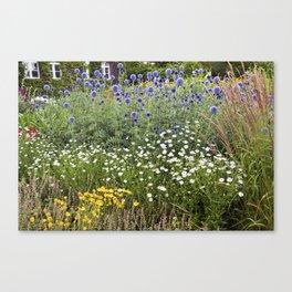 DREAMFUL SUMMERGARDEN Canvas Print