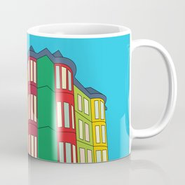 Tenement Corner Coffee Mug