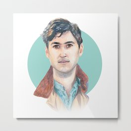 Ezra Koenig, Vampire Weekend Metal Print