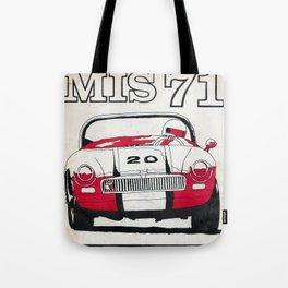 MIS 71 Tote Bag