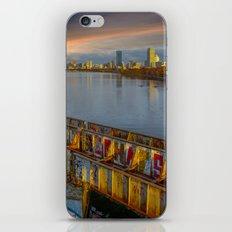Graffiti bridge iPhone & iPod Skin