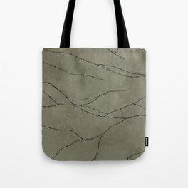 Frankenstein Monster Stitches Tote Bag