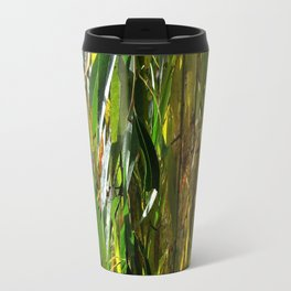 Weeping Willow in Autumn Travel Mug