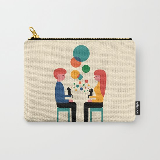 Soul Communication Carry-All Pouch