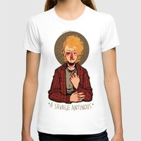enjolras T-shirts featuring a savage antinous by monsternist