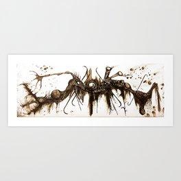Wes Smith Art Print