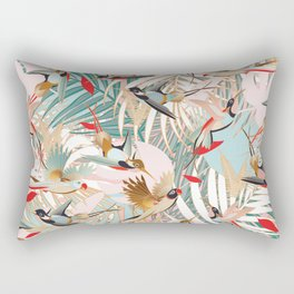 Tropical Mood I. Rectangular Pillow