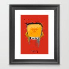 The Conduit Framed Art Print