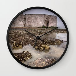 Whiteness Arch Wall Clock