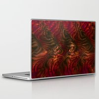 moulin rouge Laptop & iPad Skins featuring Rouge by Imagevixen
